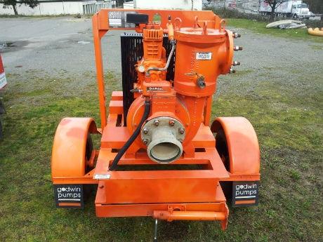 Godwin Cd 150 Pump Image 2