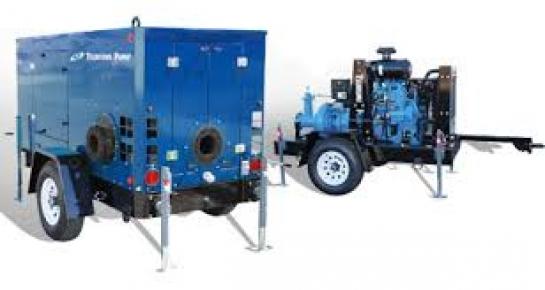 tsurumi 6 inch diesel pumps