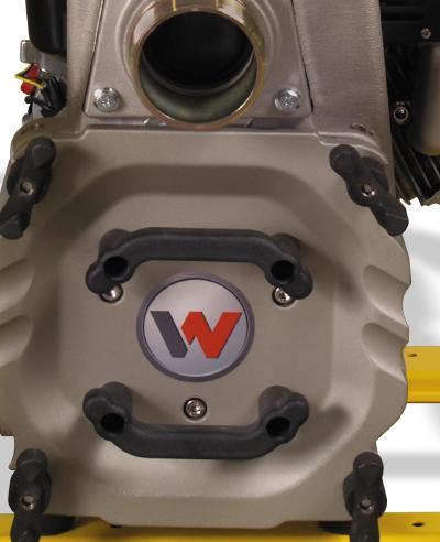 Wacker Neuson 3 in Trash Pump Honda Engine (PT3A) image 2.